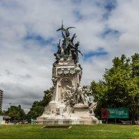 памятник в Лиссабоне :: татьяна