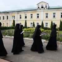 В монастыре 1 :: Ксения Черных