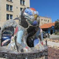 Один из львов Иерусалима :: Герович Лилия