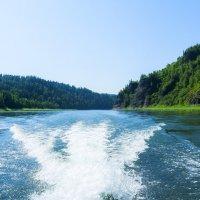 Природа на реке Мрас-су :: Anna Chaton
