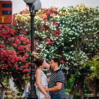 свадебная прогулка :: Александра Макиди