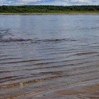 Чуть слышный плеск речной волны... :: Galina S*