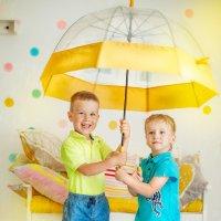 Летний дождь :: Олеся Корсикова