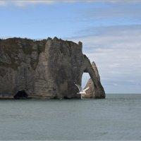 Этрета, Нормандия :: Lmark