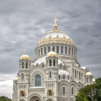 Морской Никольский собор (Кронштадт) :: Александр Назаров