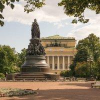 Екатерининский сквер :: Михаил