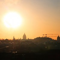 Закат над Питером :: Ivan Zaytcev