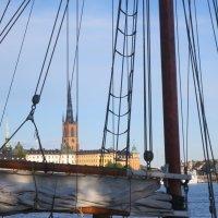 Это Стокгольм :: Елена