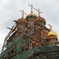 Церковь Собора Пресвятой Богородицы :: Наталья Гусева