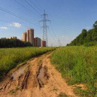 Окраина :: Андрей Лукьянов