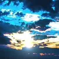 закат над Петроградкой :: Apes *****