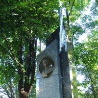 Памятник Ф.ЦАНДЕРУ -пионеру  ракетостроения страны :: Евгений БРИГ и невич