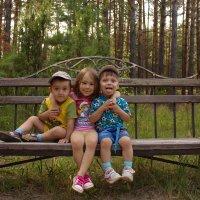 Мои защитники :: Мария Павлова
