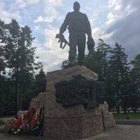 Памятник Воинам-интернационалистам. Москва :: Таня К