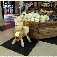 Меховые тапочки от овечки :: Вера