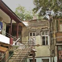 дворик в котором жил Гоцман Давид Маркович... :: Елена Михайловна