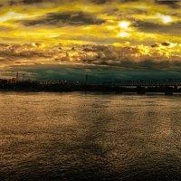 Новосибирск. Вид на реку Обь. :: Иван Янковский