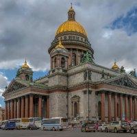 Санкт-Петербург, Исаакиевский собор :: Александр Дроздов