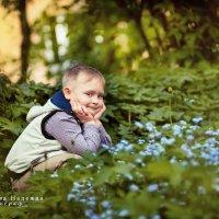 Любимый сыночек! :: Надежда Подчупова