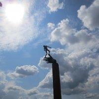 скульптура Карла Миллеса :: Елена