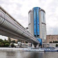 Переход через реку Москва :: Борис Александрович Яковлев