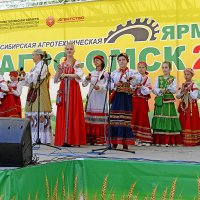 """Зарисовки с ярмарки """"Агро-Омск 2015"""" :: Валерий Кабаков"""
