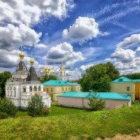 Елизаветинская церковь Дмитровского Кремля :: mila