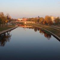 Река Орлик. :: Борис Митрохин