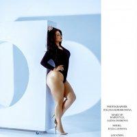 Model plus size :: Юлиана Коршунова