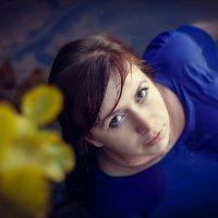 В воде :: Arina Kekshoeva