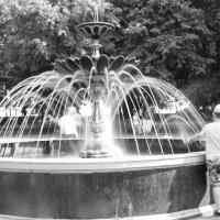У фонтана :: Анастасия S