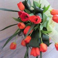 Букет на  8 марта :: Герович Лилия