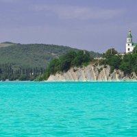 Озеро Абрау в Абрау-Дюрсо. :: cfysx
