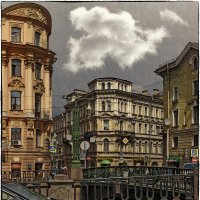 My magic Petersburg_01396 :: Станислав Лебединский