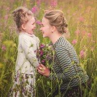 Дети - отражение родителей :: Анастасия Бембак