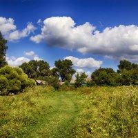 Дорога в деревню :: Alex Sash