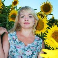 цветок солнца... :: Юлия Коноваленко (Останина)