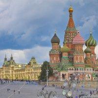 Москва! Самый лучший город на земле! :: M Marikfoto