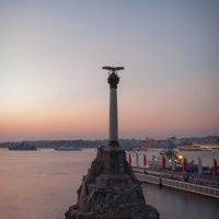 Севастополь.Памятник затопленным кораблям. :: Наталья Борисова