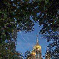 Православный храм в Висбадене :: Vadim Odintsov