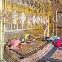 В храме Гроба Господня :: Табаско Перчик