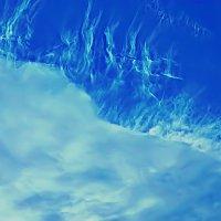 голубой костер небес :: Александр Корчемный
