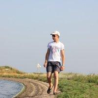 У озера Тузла :: Marina K