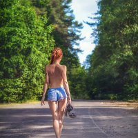 Солнечная дорога.. :: Vitaly Shokhan