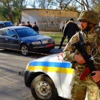 На месте преступления :: Dmytro Aliokhin