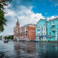 После дождя... :: Сергей Щелкунов
