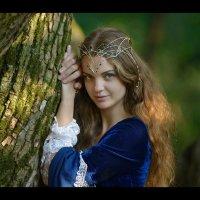 Фея леса :: Ludmila Zinovina