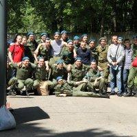 ДМБ 2015 :: Александр Топчиев