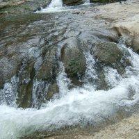 Бурлива горная вода :: Евгений БРИГ и невич