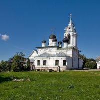Сельский храм :: Константин